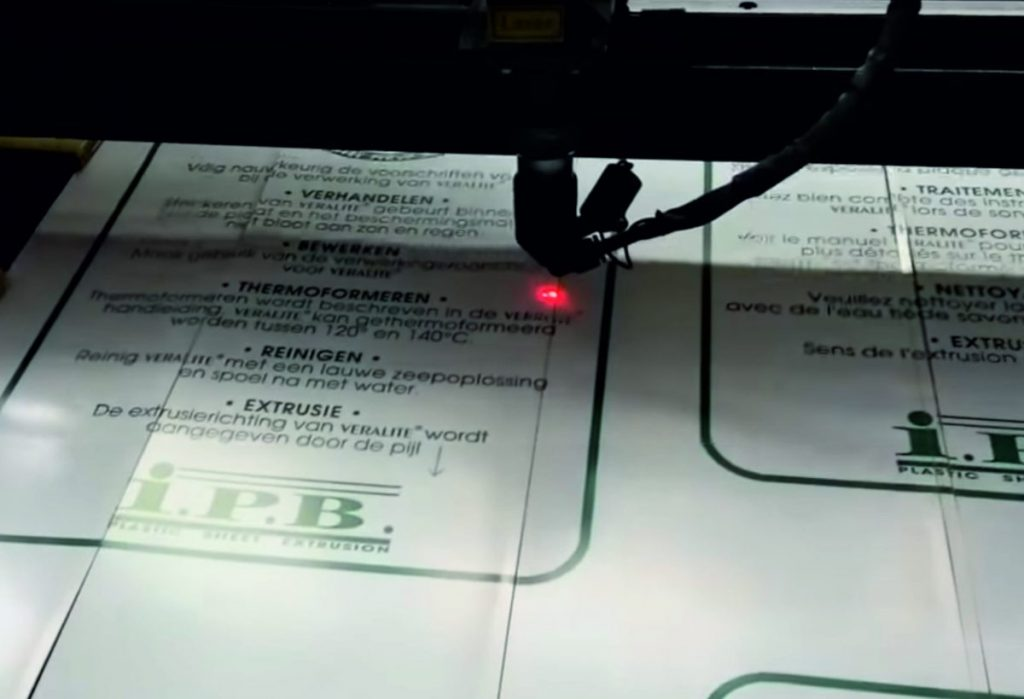 лазерная резка ПЭТ в Киеве