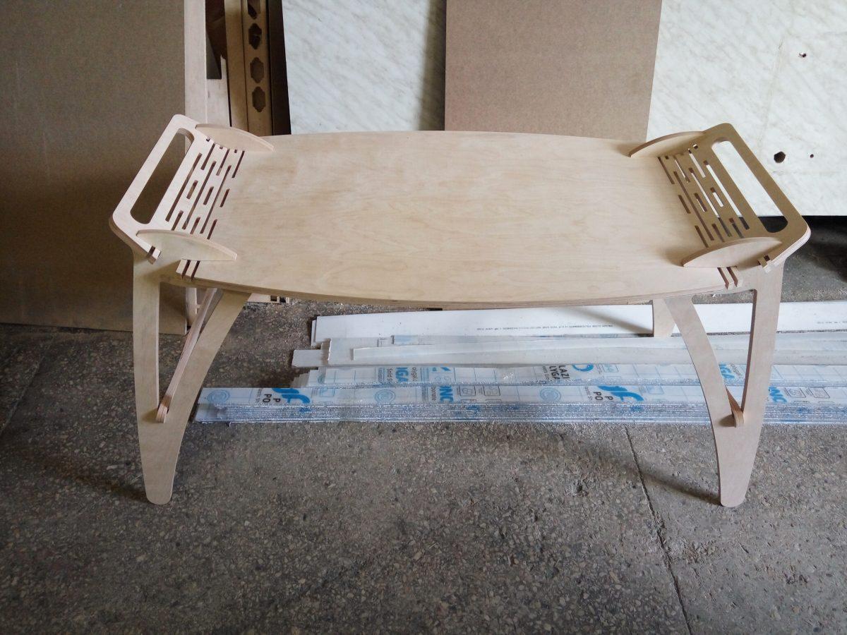 столик из фанеры