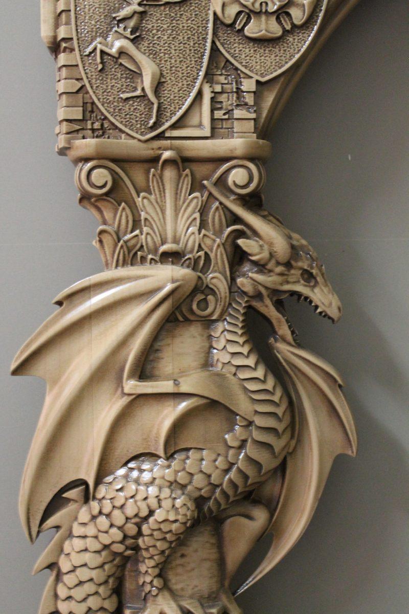 дракон игра престолов чпу