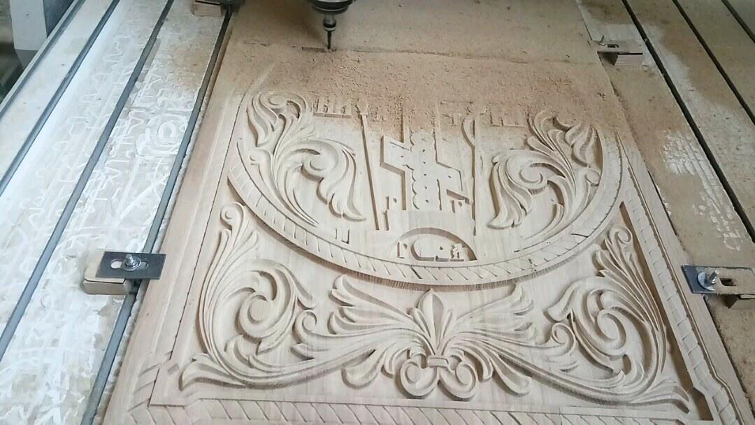 фрезерная обработка церковная мебель