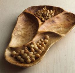 Изготовление подносов для еды из дерева