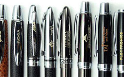 Гравировка на ручке — полезный и универсальный подарок