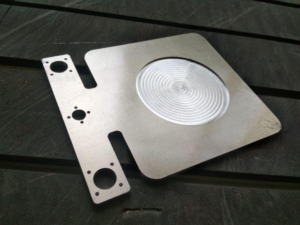 изготовление деталей из мягких металлов