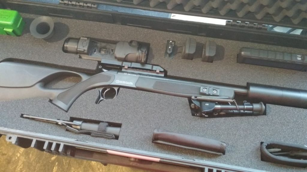изготовление ложемента для снайперской винтовки