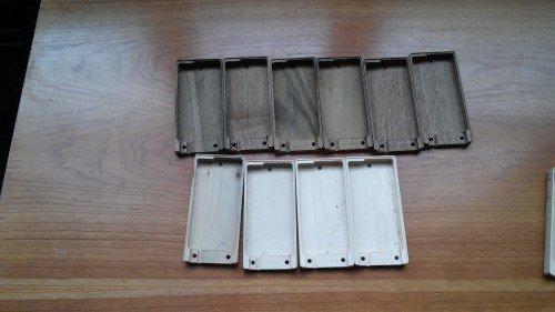 Виготовлення дерев'яного корпусу для гаджета в Києві