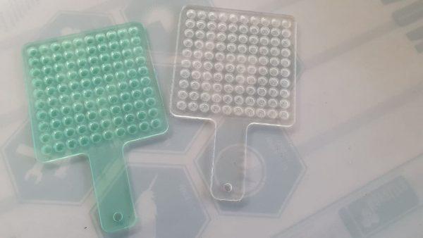лопатка для сортировки капсул и таблеток